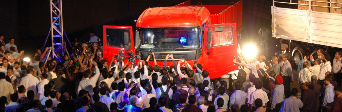 Tata World Truck Mumbai