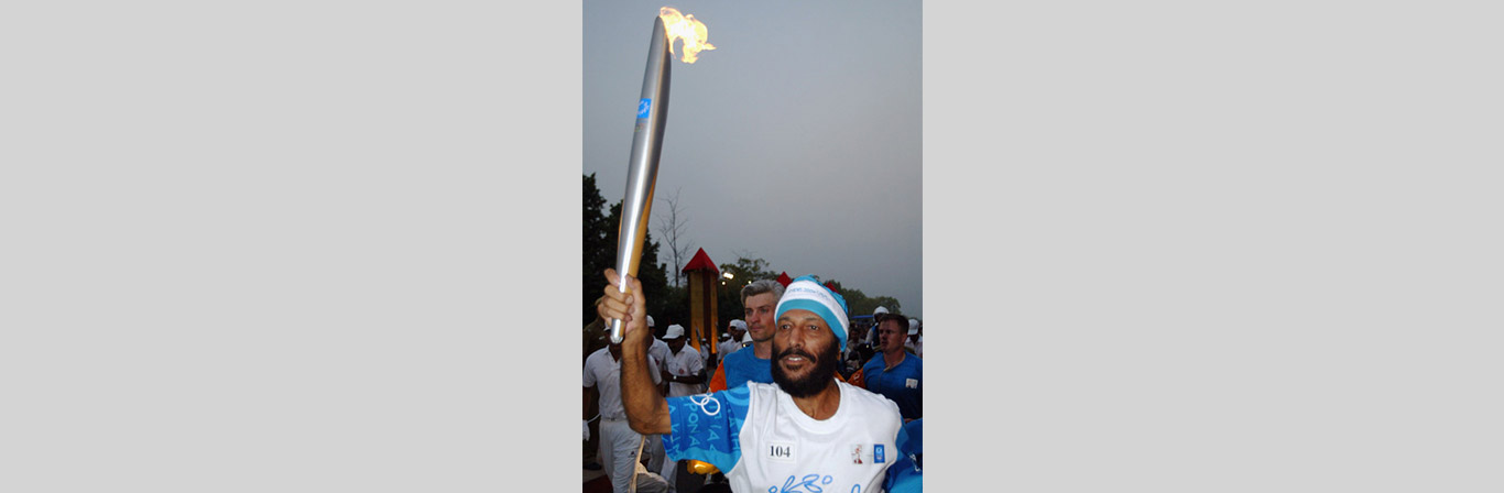 torch relay